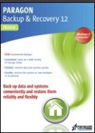 Paragon Backup & Recovery 12 Home Family License
