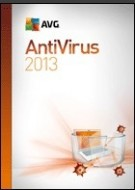 AVG AntiVirus 2013 - 1 PC - 2 Year