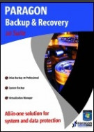 Paragon Backup & Recovery 10.0 Suite