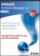 Paragon Partition Manager 12 Home