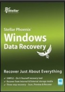 Stellar Phoenix Windows Data Recovery V6.0 (Technician Version)