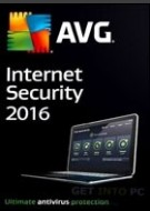 AVG Internet Security 2016 - 5 PC - 1 Year