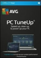 AVG PC TuneUp - 4 PC - 1 Year