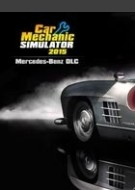 Car Mechanic Simulator 2015 - Mercedes-Benz (DLC)