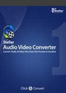 Stellar Audio Video Converter Mac