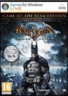Batman : Arkham Asylum GOTY Edition