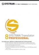 SYSTRAN 8 Translator Professional - Additional Language Pair - English <> French