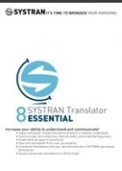 SYSTRAN 8 Translator Essential - English <> Spanish