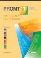 PROMT 11 Dictionary Collection (Multilingual)