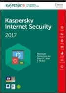 Kaspersky Internet Security 2017 - 1 year