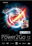 Power2Go 12 Platinum