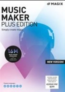 MAGIX Music Maker Plus Edition 2019