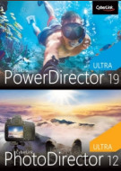 PowerDirector 19 Ultra & PhotoDirector 12 Ultra Duo