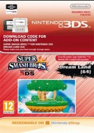 Super Smash Bros. for 3DS - Stage Dream Land (64) - eShop Code