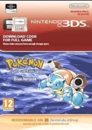 Pokémon Blue Version - eShop Code