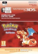 Pokémon Red Version - eShop Code