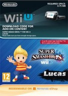 Super Smash Bros. for Wii U - Lucas - eShop Code